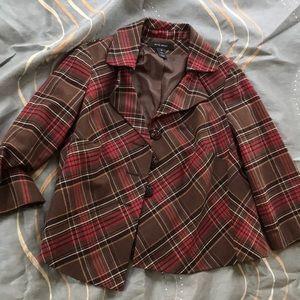 Multi color 3/4 jacket